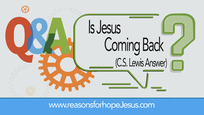 Is Jesus Coming Back? CS Lewis, shared by Alex McFarland