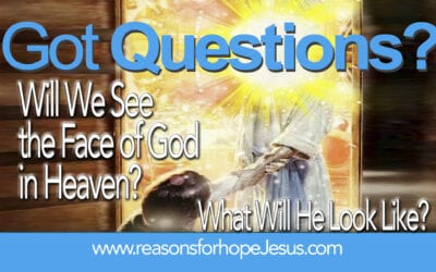 Will We See the Face of God in Heaven? What Will He Look Like?