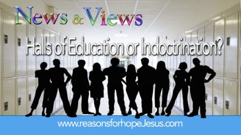 Halls of Education or Indoctrination