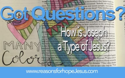 How is Joseph a Type of Jesus?