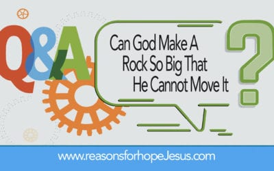 Can God Make a Rock So Big That He Can't Move It?
