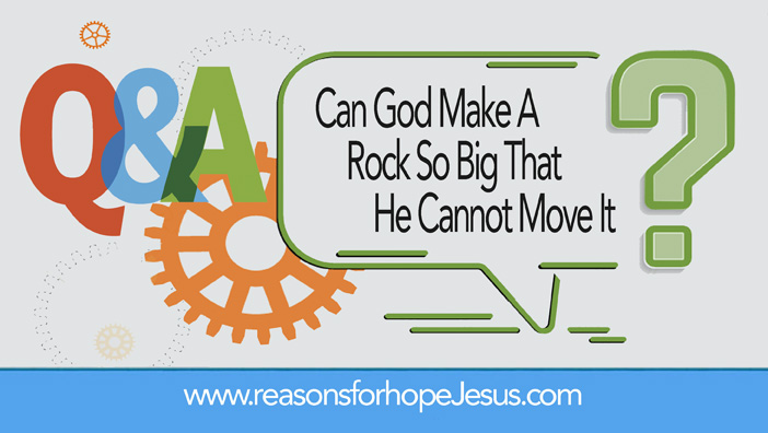 GoCan God Make Rock Too Big to Move