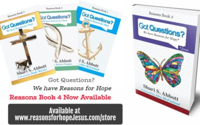 Got Questions? Reasons Book 4 Now Available