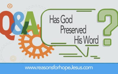 Has God Preserved His Word?