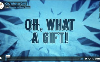 Oh, What a Gift!