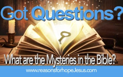 What are the Mysteries in the Bible?