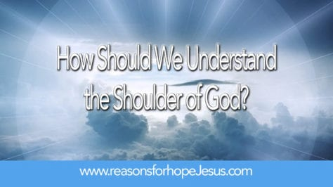 shoulder of God