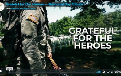 Grateful for Our Heroes – Memorial Day Tribute