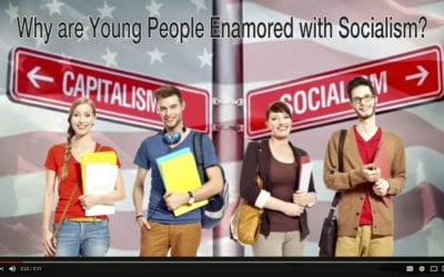Why are Young People Enamored with Socialism?