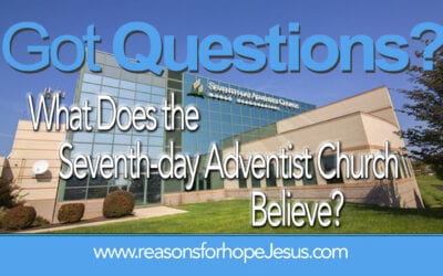 What Does the Seventh-day Adventist Church Believe?