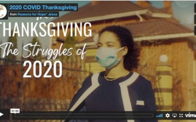 This Thanksgiving — 2020 Covid Struggles