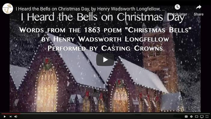 Christmas: I Heard The Bells On Christmas Day