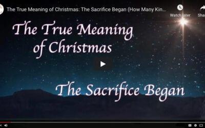 The Sacrifice Began (How Many Kings)
