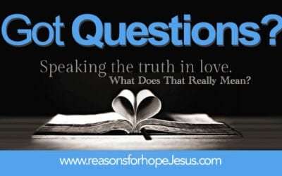 """What Does """"Speaking the Truth in Love"""" Really Mean? (Eph 4:15)"""