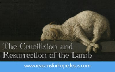 The Crucifixion and Resurrection of the Lamb