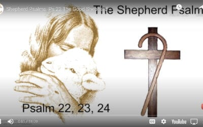 How Do We Know Psalm 22 Is About The Cross?
