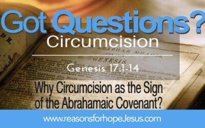 Why Circumcision as the Sign of the Abrahamic Covenant?