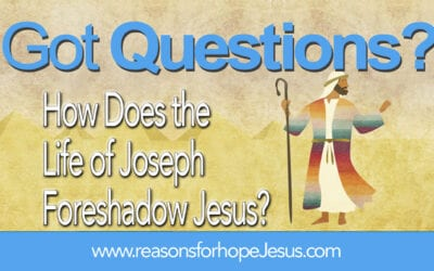 How Does the Life of Joseph Foreshadow Jesus? by A.W. Pink