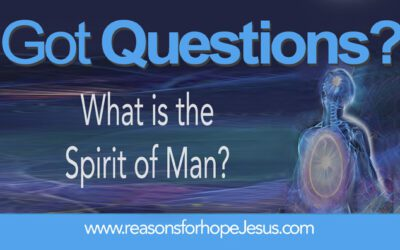 What is the Spirit of Man?